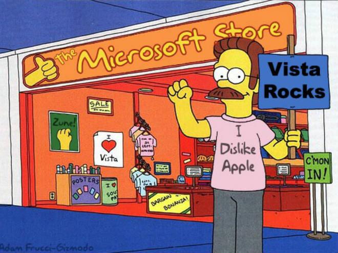 Nueva tienda de Microsoft en el camino