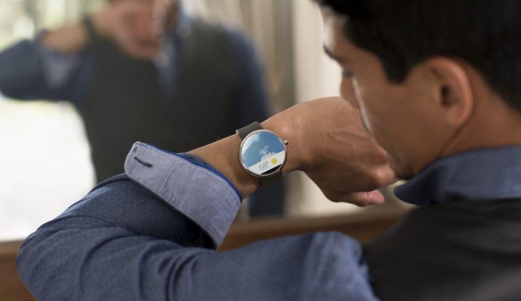 El Moto 360 es uno de los smartwatches más esperados.