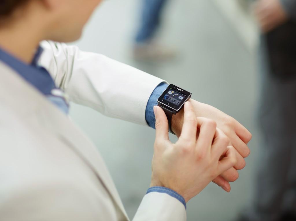Así como el Smartwatch 2, el Sony Smartwatch no tendría Android Wear.