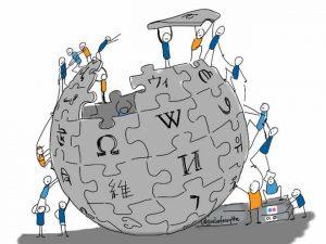 Imagine una Wikipedia únicamente con datos que le interesan a su empresa.