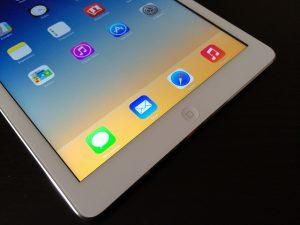 El iPad Air fue lanzado en octubre del año pasado.