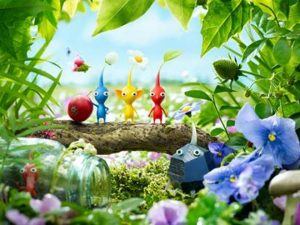 El primer corto animado de Miyamoto estará basado en 'Pikmin'.