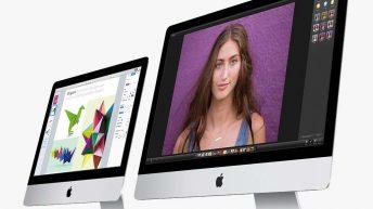 Foto del nuevo iMac