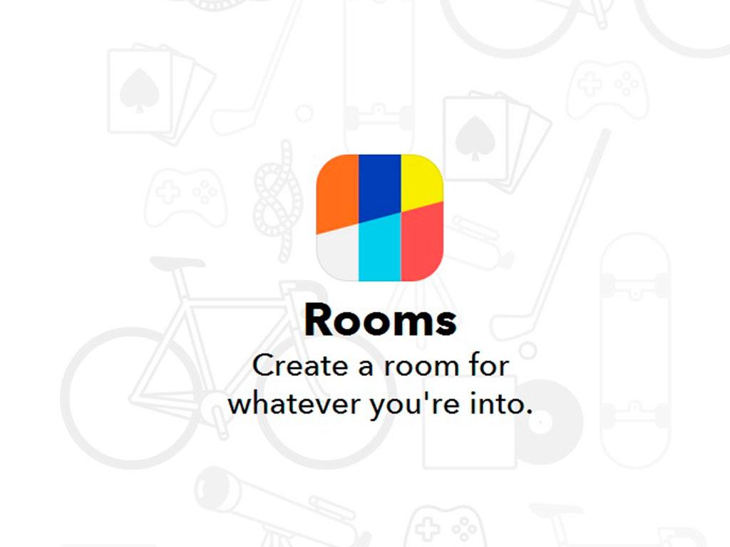 Rooms el nuevo 'antiFacebook' de Facebook.