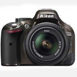 Cámara Nikon D-5200 Navidad 2014
