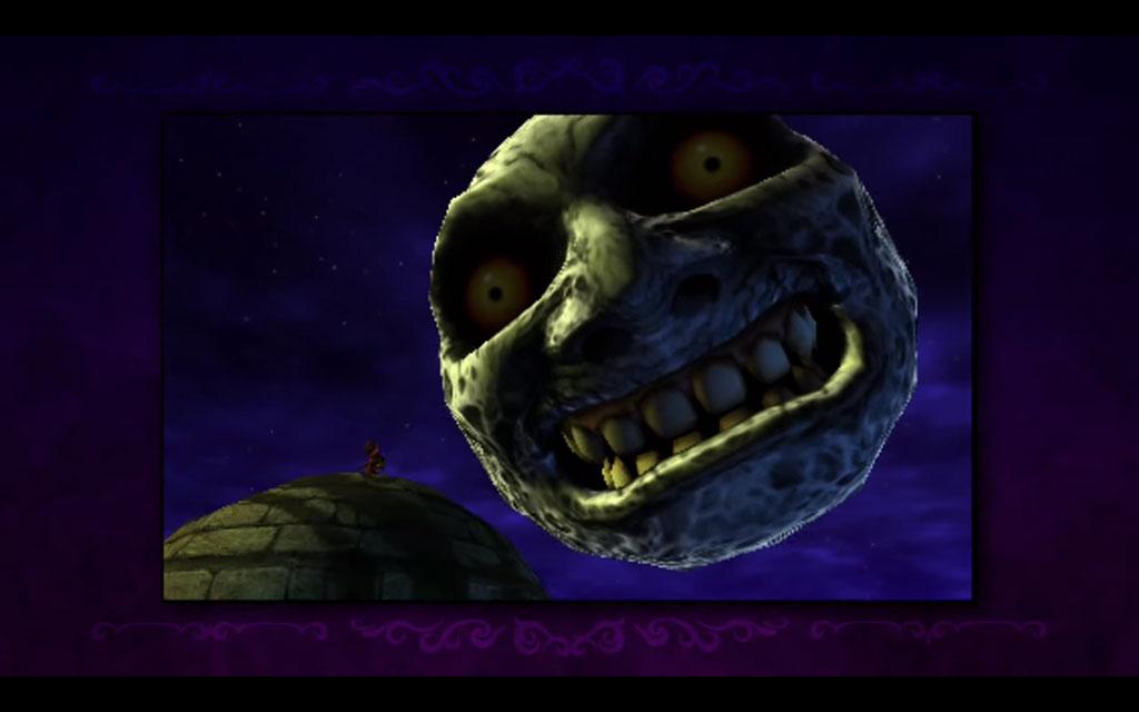Evaluación de the legend of Zelda Majora's Mask
