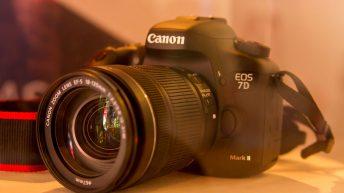 Canon EOS 7D Mark II en Colombia