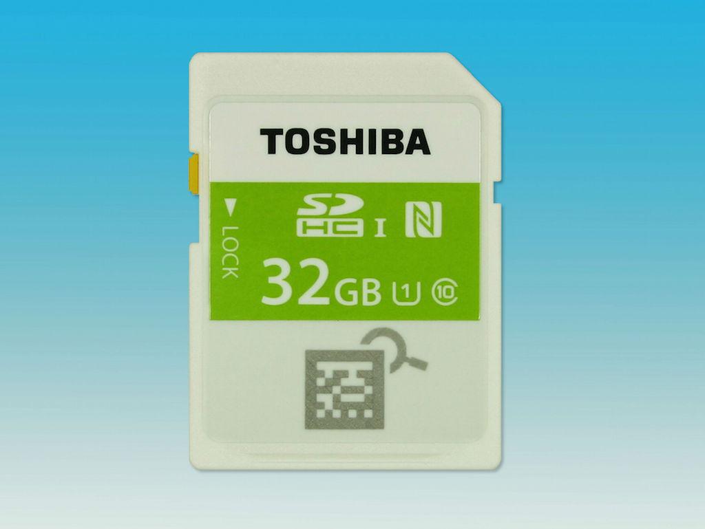 El NFC llega a las tarjetas SD.