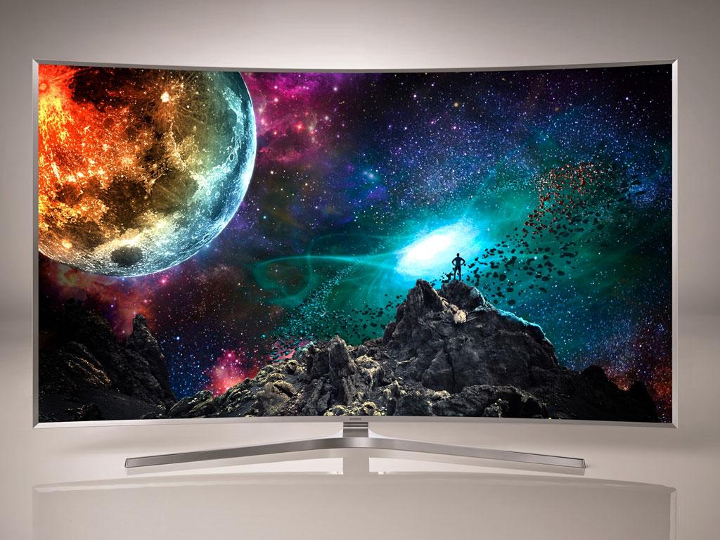 televisores samsung en CES 2015