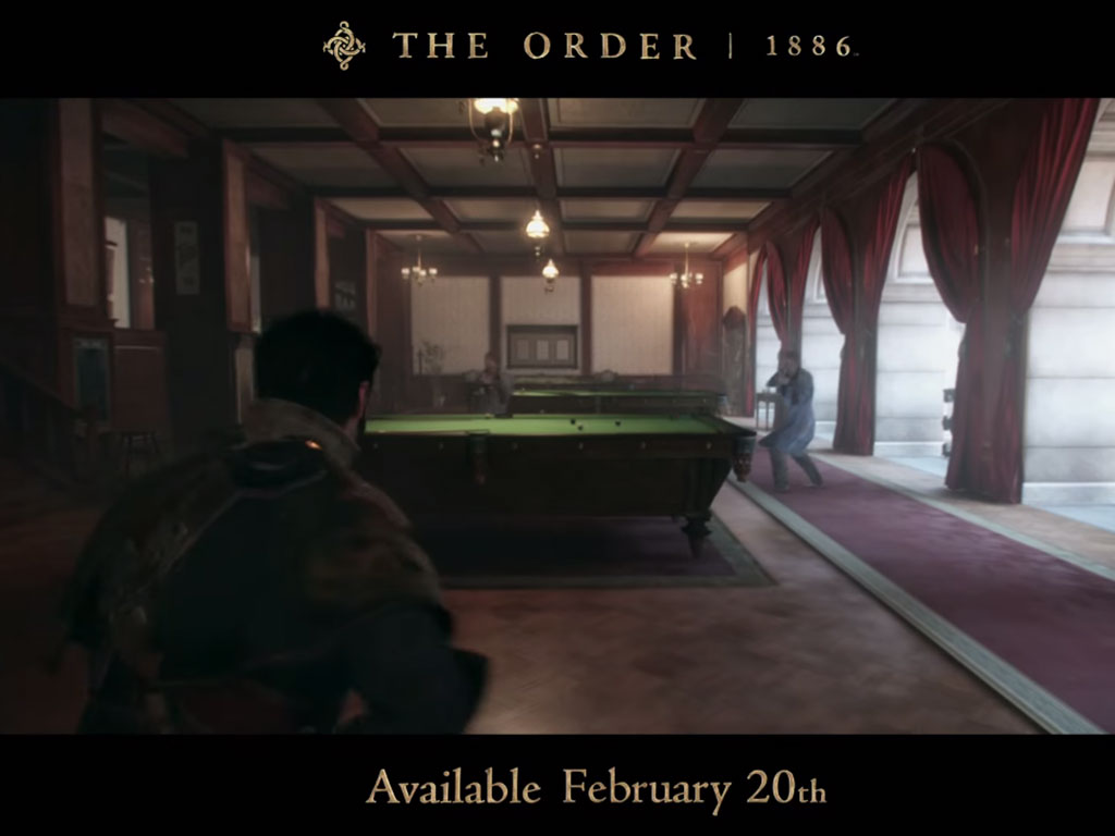 Preventa de The Order: 1886