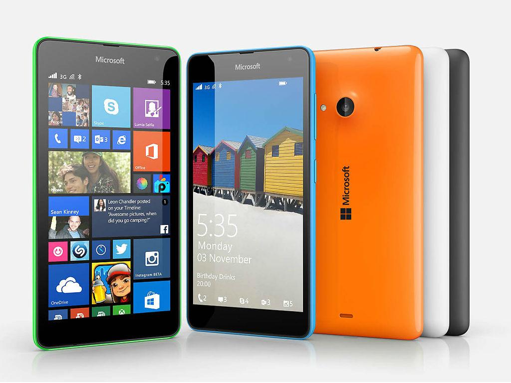 Pronto podrás tener al primer equipo con la marca Microsoft Lumia.