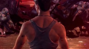 Gameplay de Devil May Cry
