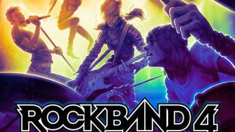 lanzamiento de rockband 4