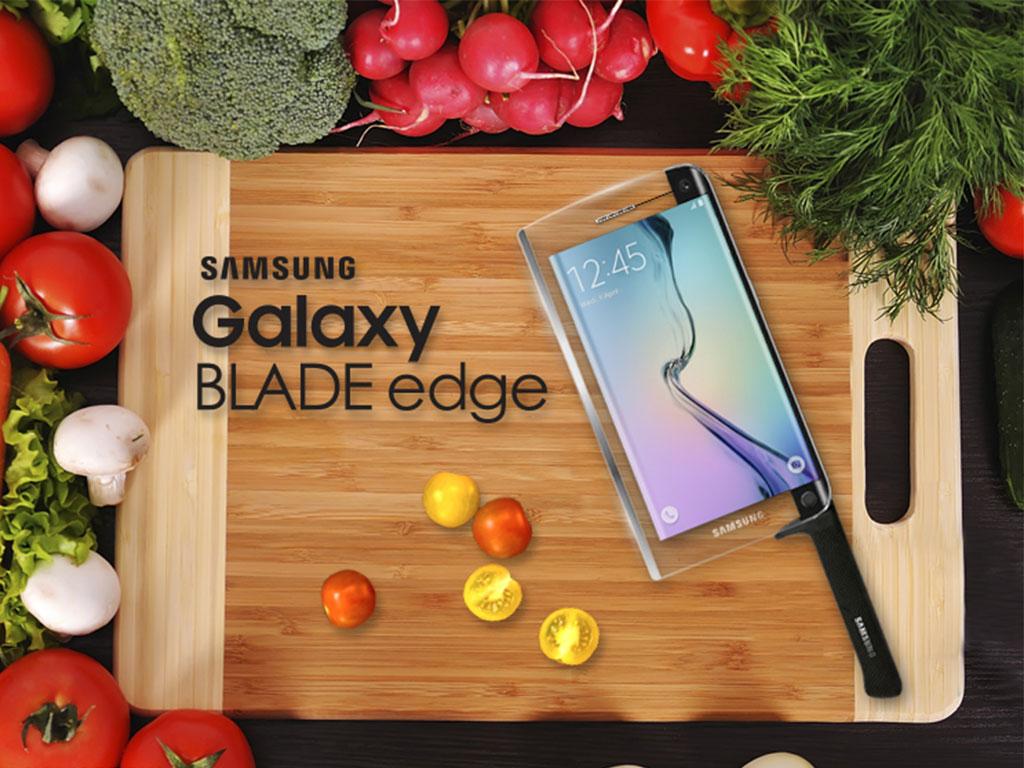 El chef moderno no volverá a usar otro cuchillo o smartphone.