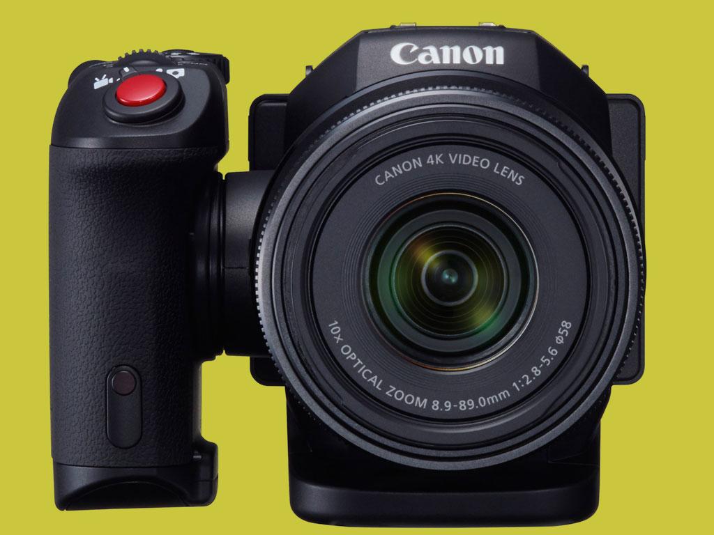 Camcoder 4K de Canon