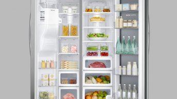 Nueva food showcase de samsung