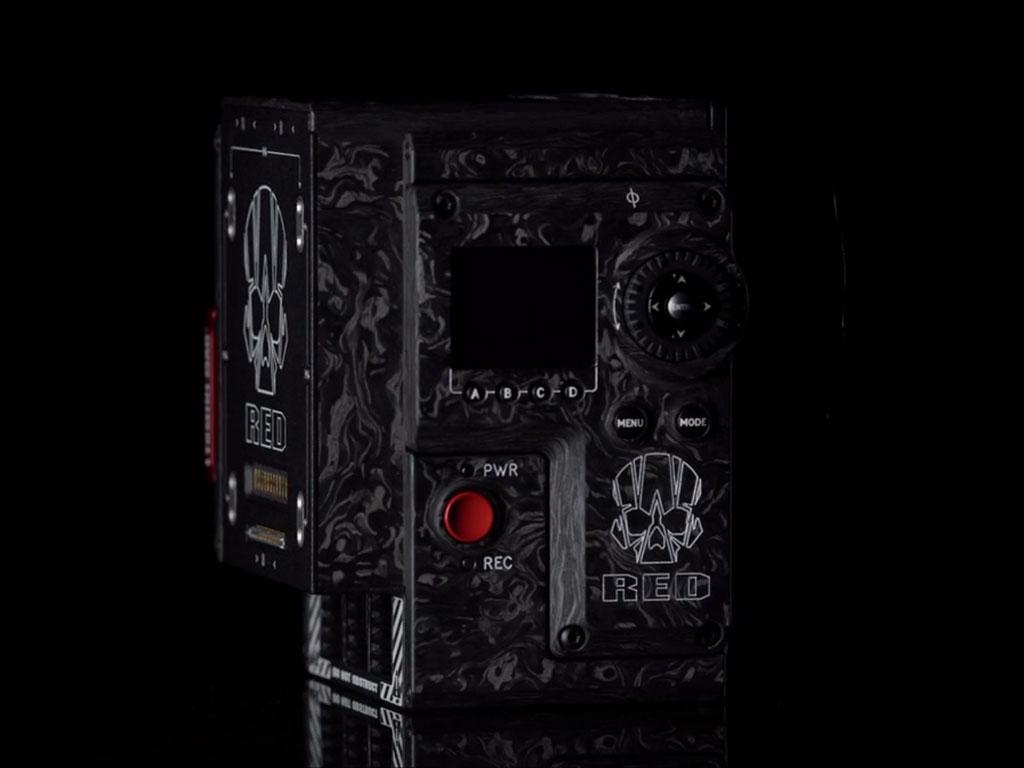 cámara RED Weapon 8K