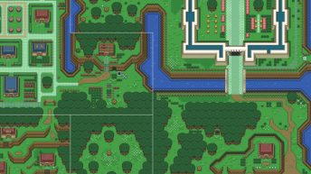 mapa de the legend of zelda a link to the past