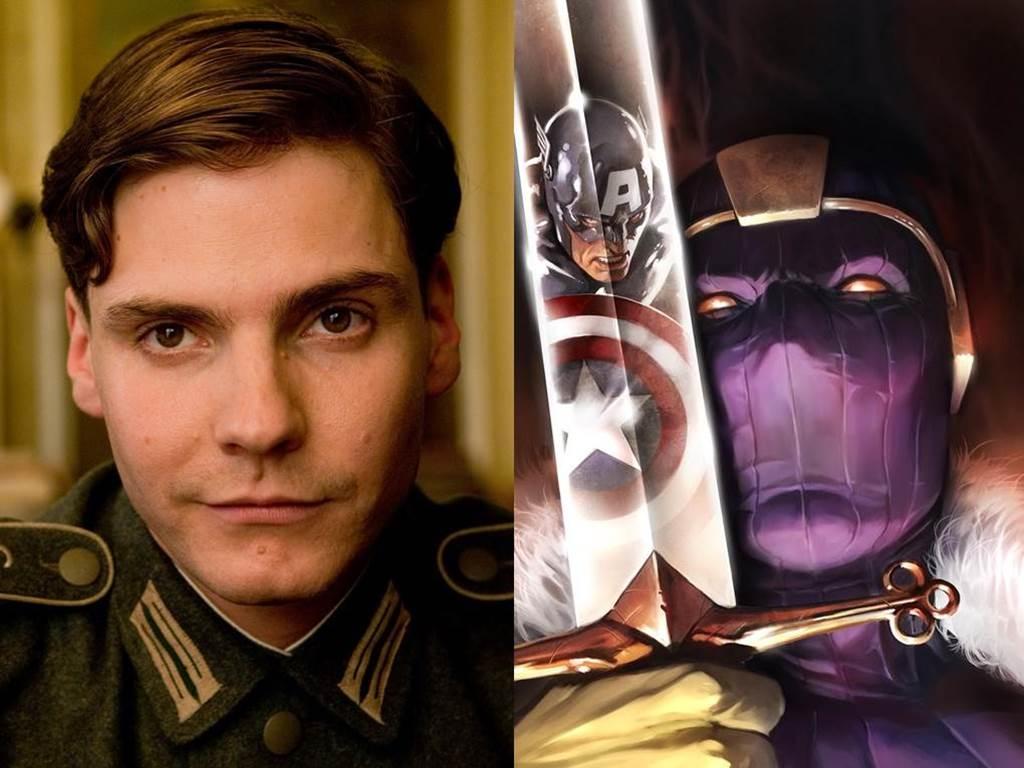 El Baron Zemo se suma al universo cinematográfico de Marvel.