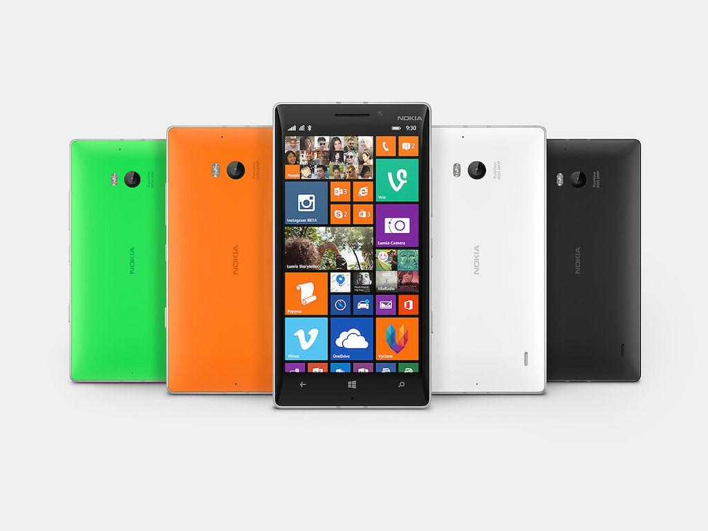 Por fin veremos nuevos Lumias de gama alta.