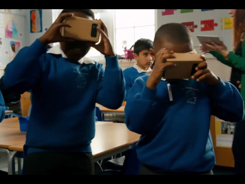 Google Cardboard 2015: 'Expeditions'