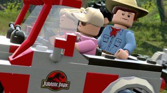 fecha de lanzamiento de Lego Jurassic World