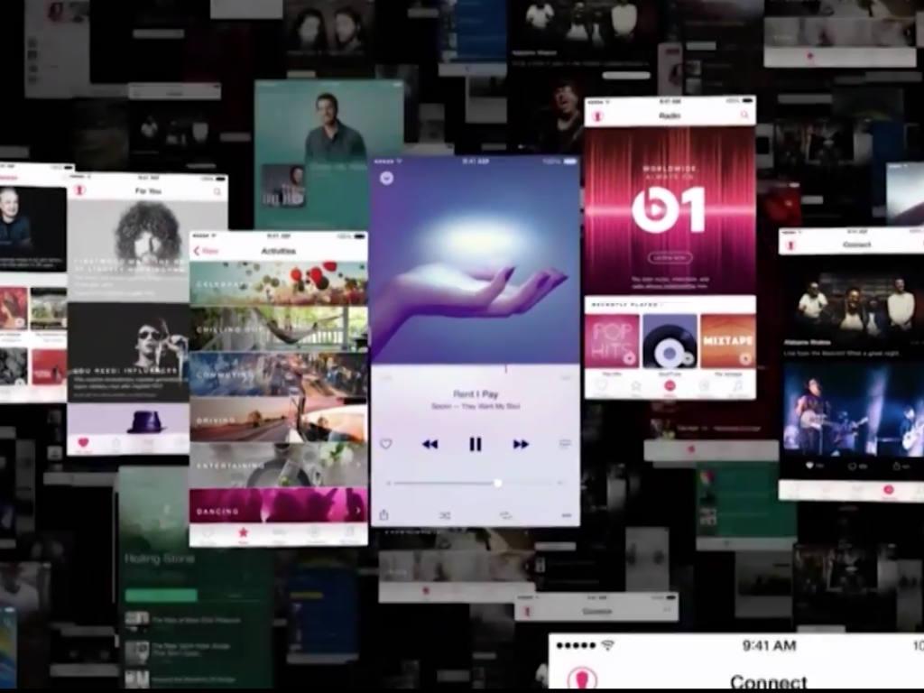 Todas las novedades de Apple Music aquí.