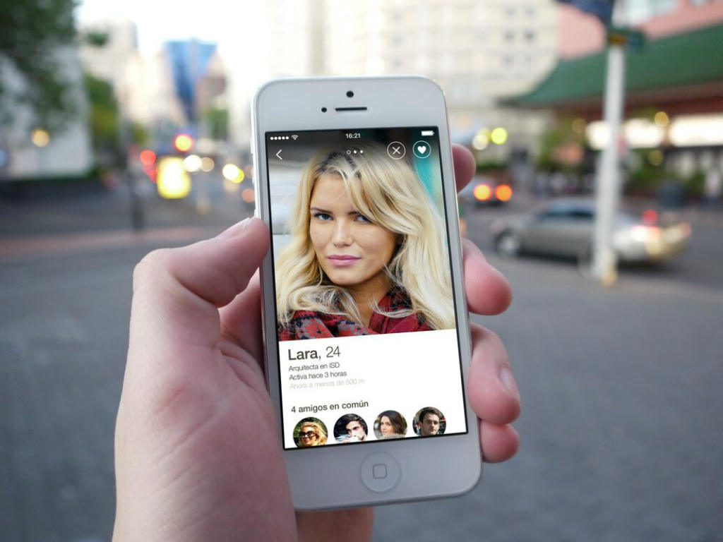 Happn es la nueva alternativa si ya te aburriste de Tinder.