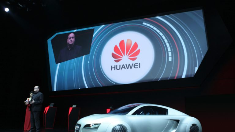 Huawei carros