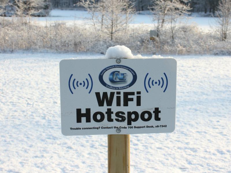 ¡Wi-Fi gratis para todos!