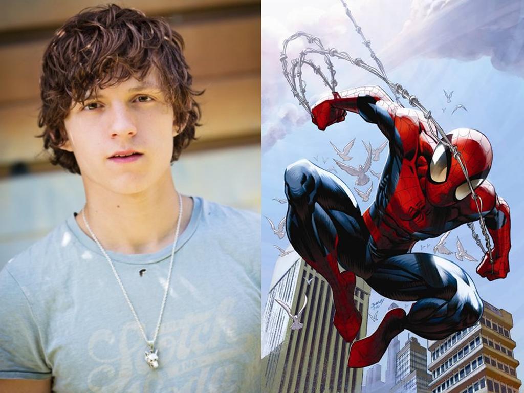 El nuevo elegido de Marvel.