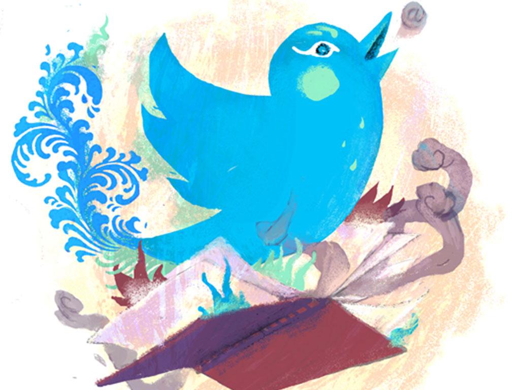 Poesía, novelas y millones de microrelatos en Twitter.