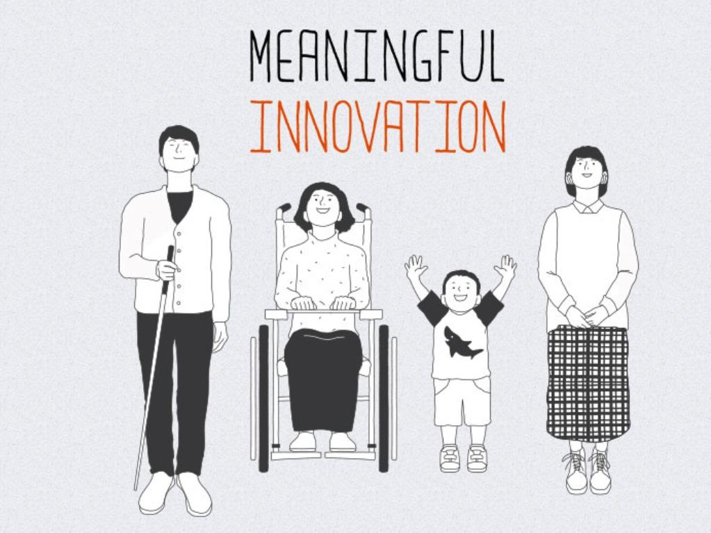 La innovación con fines sociales le ha dado muchos puntos a Samsung.