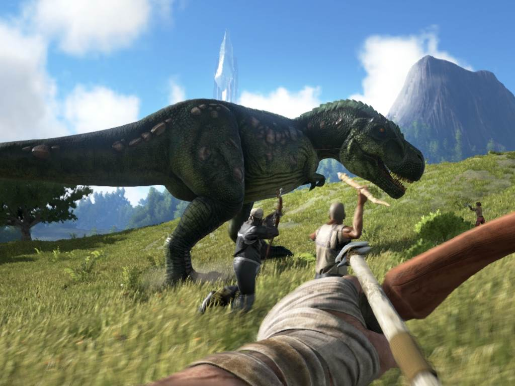 Conoce El Trabajo Colombiano Tras Ark Survival Evolved Enter Co For a list of all creatures, see creatures. conoce el trabajo colombiano tras ark