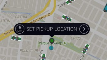 bloqueo a Uber