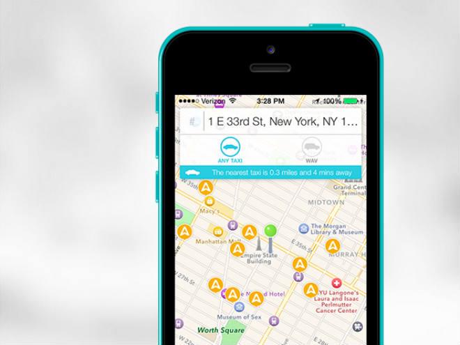 Así dan la pelea los taxistas de Nueva York contra Uber.