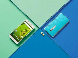 El Moto X Play en Colombia estará disponible en sus versiones con una SIM y doble SIM.