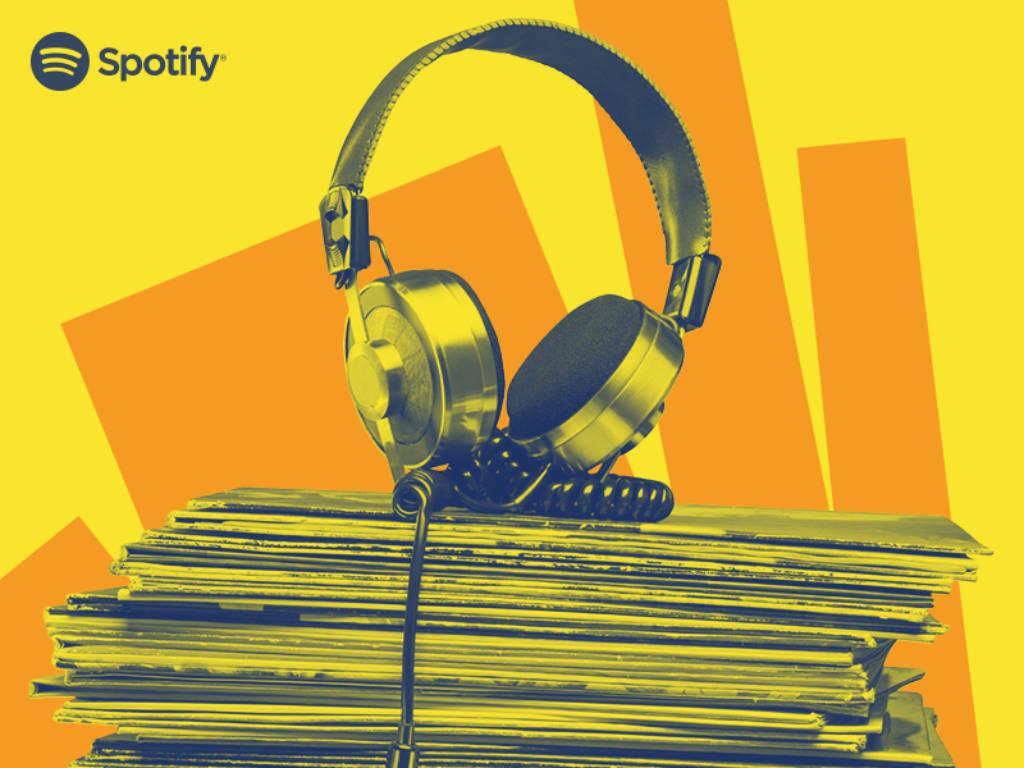Así es como Spotify te regala nueva música cada lunes.