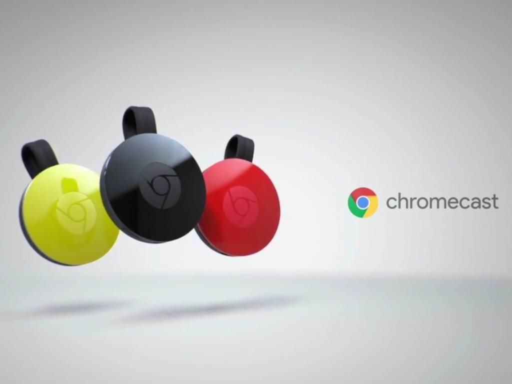 El nuevo Chromecast