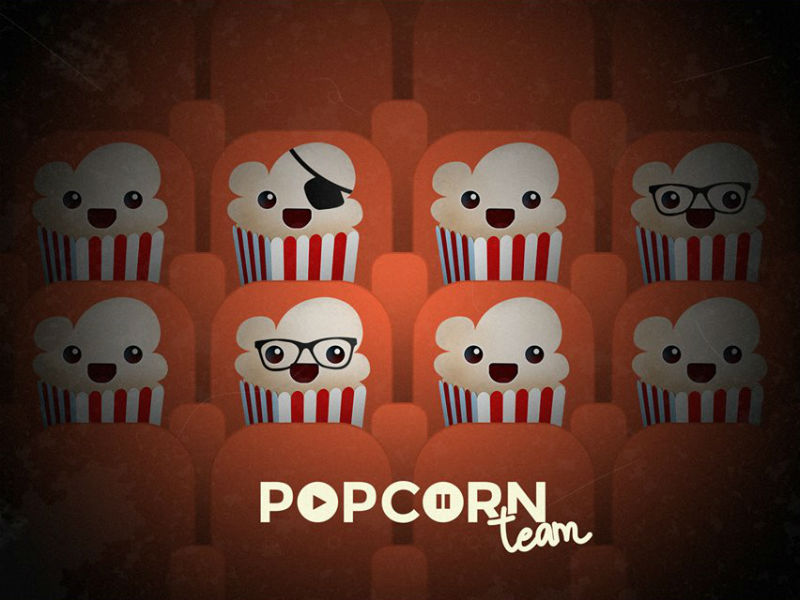 popcorn time demandar