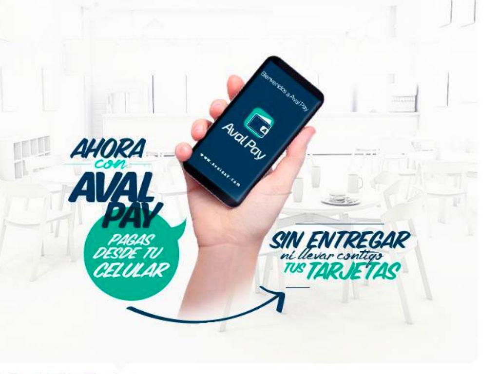 Estos son los negocios donde puedes gozar los beneficios de Aval Pay