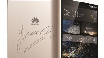 Huawei P8 James Rodríguez