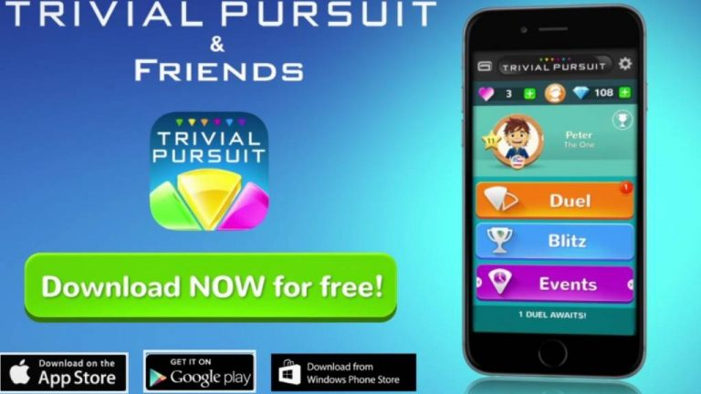 Ya Puedes Descargar Gratis Trivial Pursuit Friends Enter Co