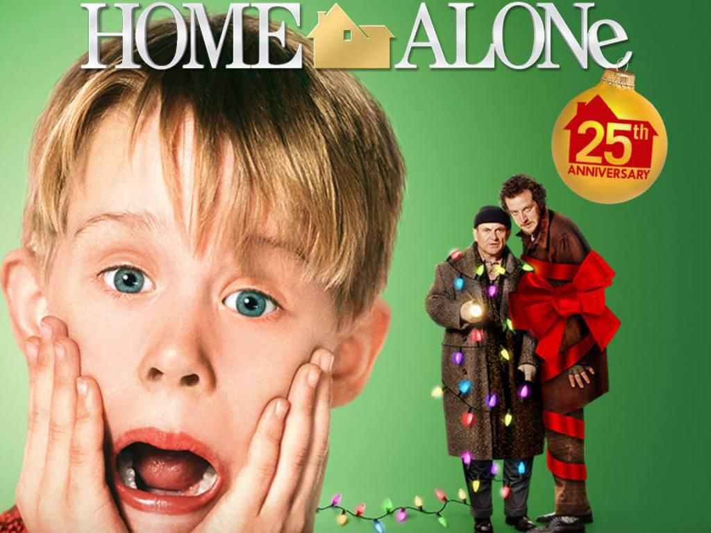 'Home Alone' cumple 25 años y este es nuestro homenaje.