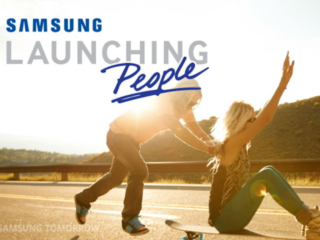 Launching People Samsung Colombia