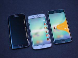 El Galaxy S7 vendría en varias versiones, en tres tamaños diferentes.