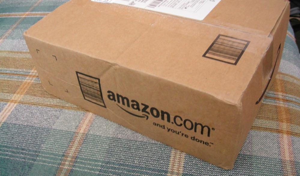 Amazon es un gran ejemplo de cómo comunicar su página.