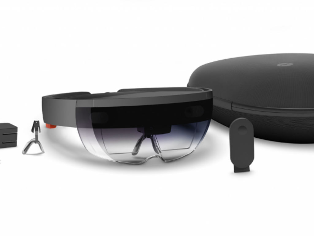 El equipo de realidad aumentada de Microsoft cuesta 3.000 dólares.