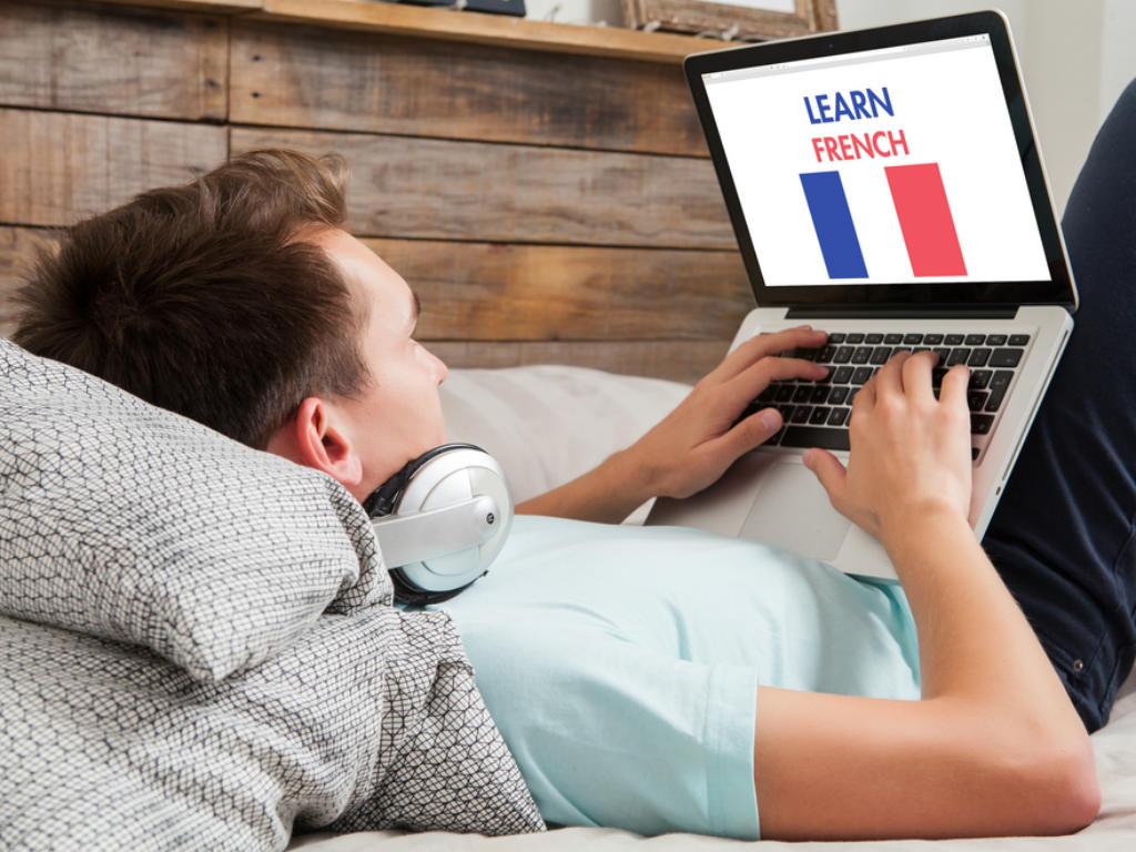 Aprende francés con estas herramientas en línea.