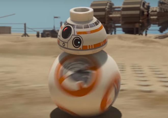 Llega el sexto juego de 'Star Wars' y LEGO.